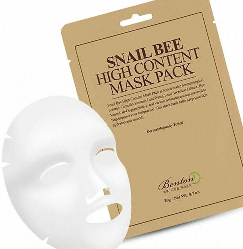 Best Korean Sheet Mask