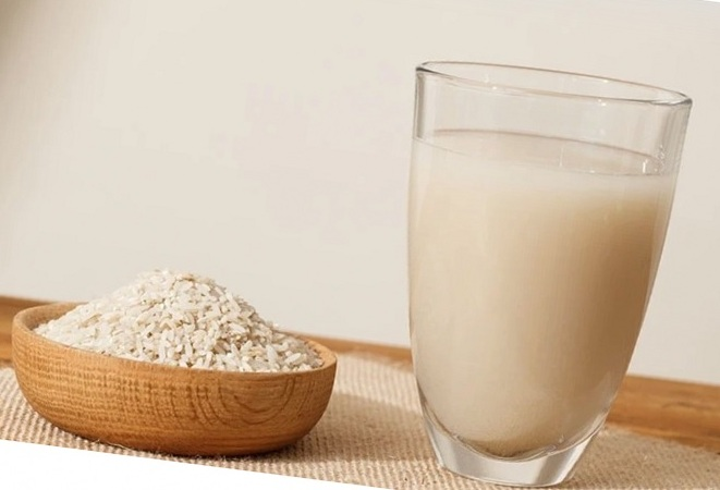 rice water for skin and hair